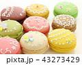 マカロン スイーツ 洋菓子の写真 43273429