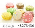 マカロン スイーツ 洋菓子の写真 43273430