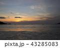 プーケット 海 夕方の写真 43285083