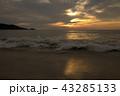 プーケット ビーチ 海の写真 43285133