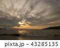 プーケット ビーチ 海の写真 43285135
