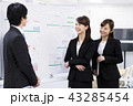 ビジネス 会議 チームの写真 43285454