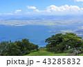びわ湖バレイ 琵琶湖 風景の写真 43285832