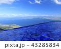 びわ湖バレイ 琵琶湖 風景の写真 43285834