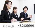ビジネス 会議 チームの写真 43286699