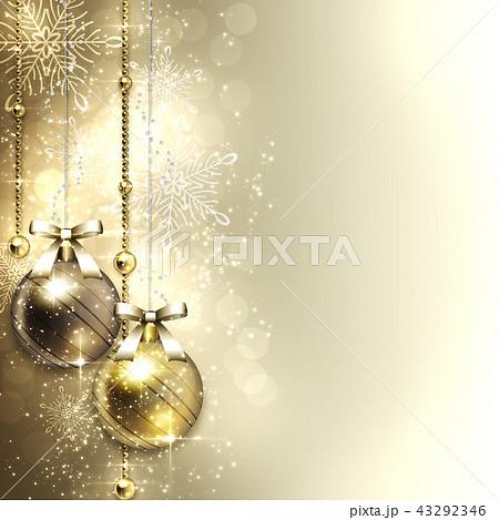 クリスマスオーナメント 43292346