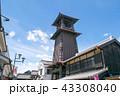 川越市 小江戸(こえど)観光 時の鐘 43308040