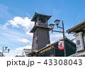 川越市 小江戸(こえど)観光 時の鐘 43308043