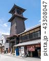 川越市 小江戸(こえど)観光 時の鐘 43308047