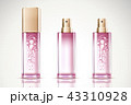 3Dイラスト 広告 化粧のイラスト 43310928