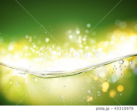 Water transparent surface 43310976