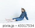 女性 ワンピース 1人の写真 43317534