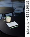 ペン ふで メモ帳の写真 43319019