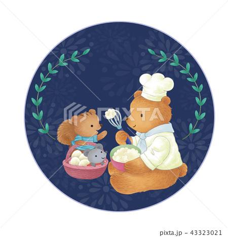 クマ 熊 くま 43323021