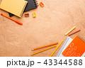 えんぴつ エンピツ 鉛筆の写真 43344588