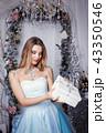 クリスマス ギフト プレゼントの写真 43350546