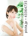 女性 アジア人 脱毛の写真 43364735