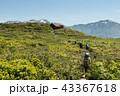 赤兎山 風景 山の写真 43367618
