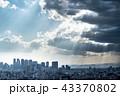 【東京・新宿】 雨上がり 43370802