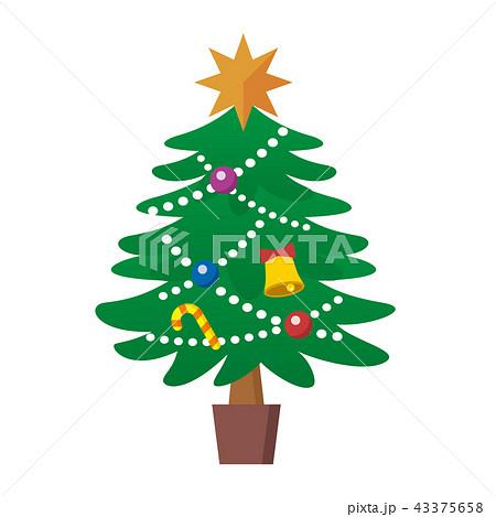 クリスマスツリー 43375658