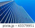 高層ビル群 超高層建築 高層ビルの写真 43379951