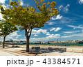 風景 門司港レトロ 晴れの写真 43384571