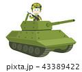 戦車 43389422