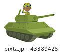戦車 43389425