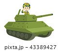 戦車 43389427