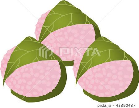 関西の桜餅 43390437
