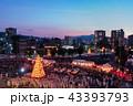 祭り 提灯 戸畑祇園の写真 43393793