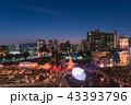 祭り 提灯 戸畑祇園の写真 43393796