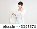 ショッピング 女性 43395678