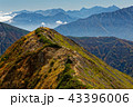 山 布引山 槍ヶ岳の写真 43396006