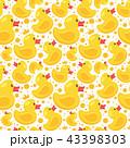 パターン 柄 模様のイラスト 43398303