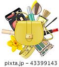 アクセサリー ファッション 流行のイラスト 43399143