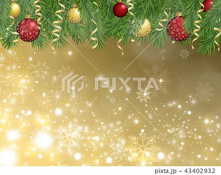クリスマスデコレーション 43402932
