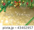 クリスマスデコレーション 43402957