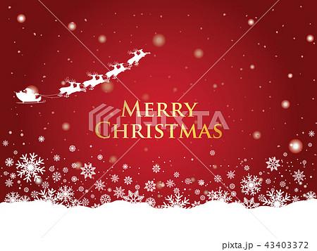 クリスマスイメージ 43403372
