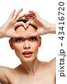 女性 メス 保護の写真 43416720