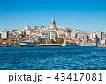 Beautiful view of the Golden Horn, Istanbul 43417081