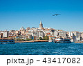 Beautiful view of the Golden Horn, Istanbul 43417082