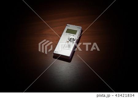 ボイスレコーダー 43421834