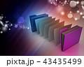 ファイル 分かち合う 共同利用のイラスト 43435499