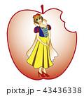 白雪姫と七人のこびと 43436338