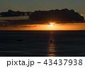 ワイキキビーチ「ハワイの夕暮れ」/Sunset in Hawaii_5 43437938