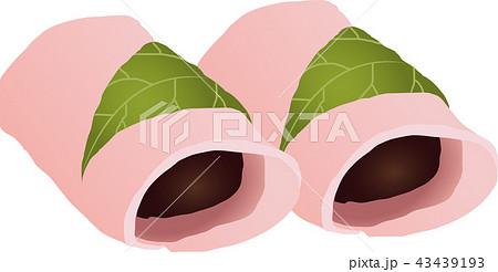関東の桜餅 43439193