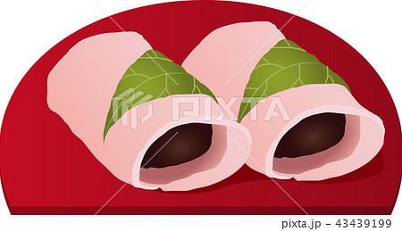 関東の桜餅 43439199
