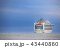 豪華客船 海 クルーズの写真 43440860