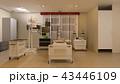 病院 診療所 医院のイラスト 43446109